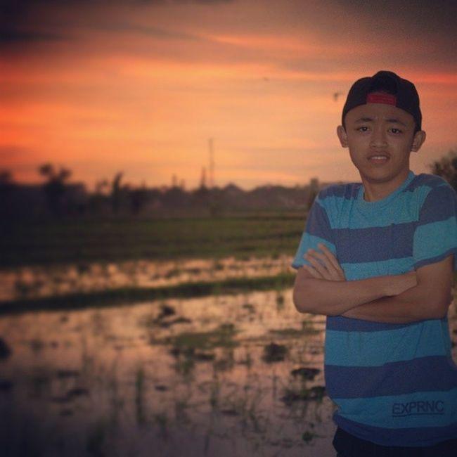 Sunset Nocangkem Justguyon