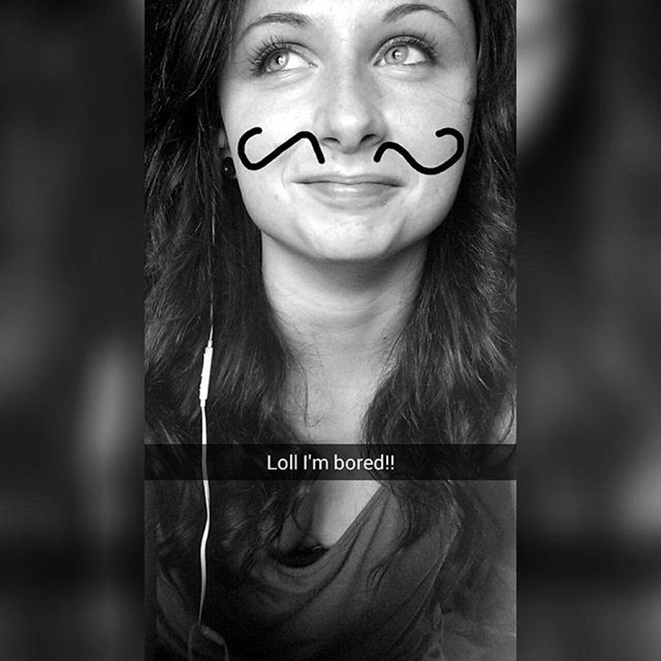 sc: girgentiaa Mustache BoredAF Imwierdlikethat Instasnapchat sc