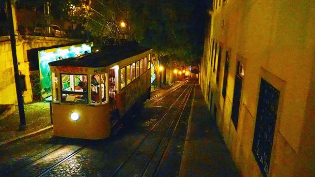 Love these old school trams! Tram Lisbon Travel Portugal