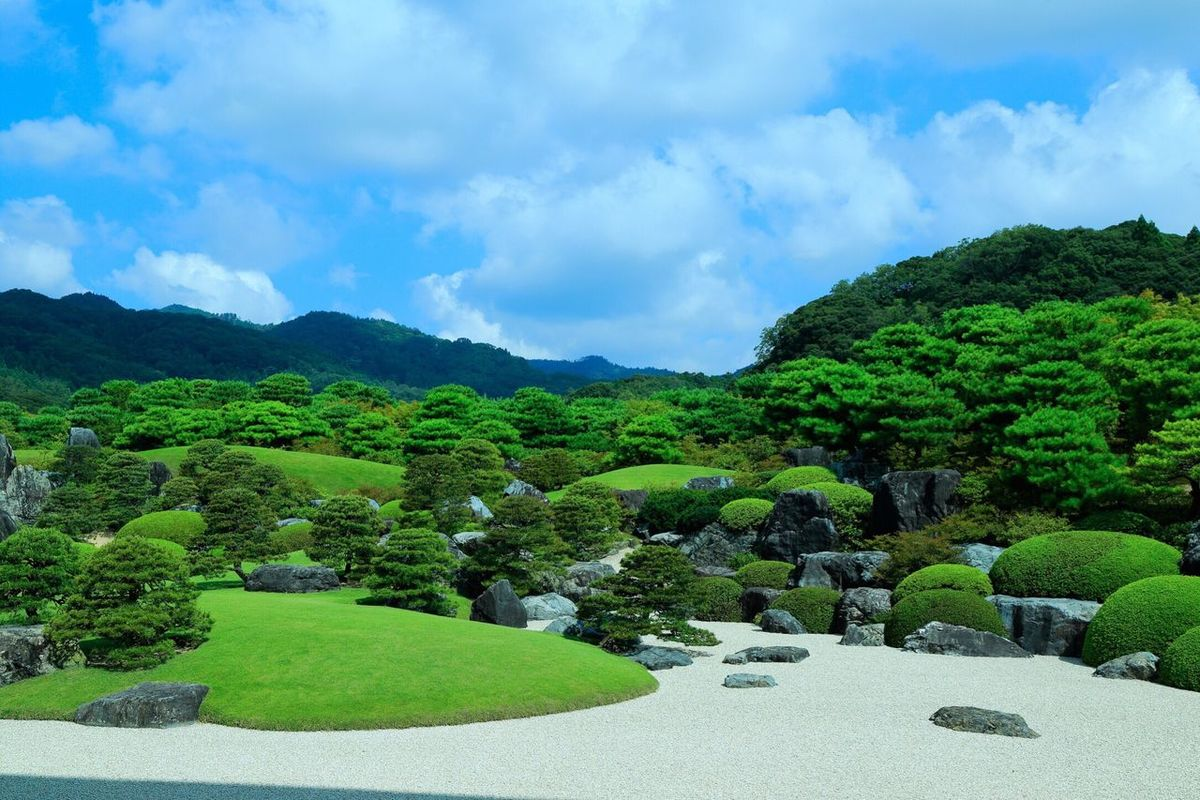 Beautiful Japanese garden in Adachi museum. It's awesome!! Japanese Garden Garden Garden Photography ADACHI MUSEUM OF ART Japan Photography Japanese Traditional Tranquil Scene Scenics Shimane,japan 足立美術館 日本庭園 島根県 Landscape_photography Tranquility EyeEm Gallery EyeEm Best Shots Japanese Culture