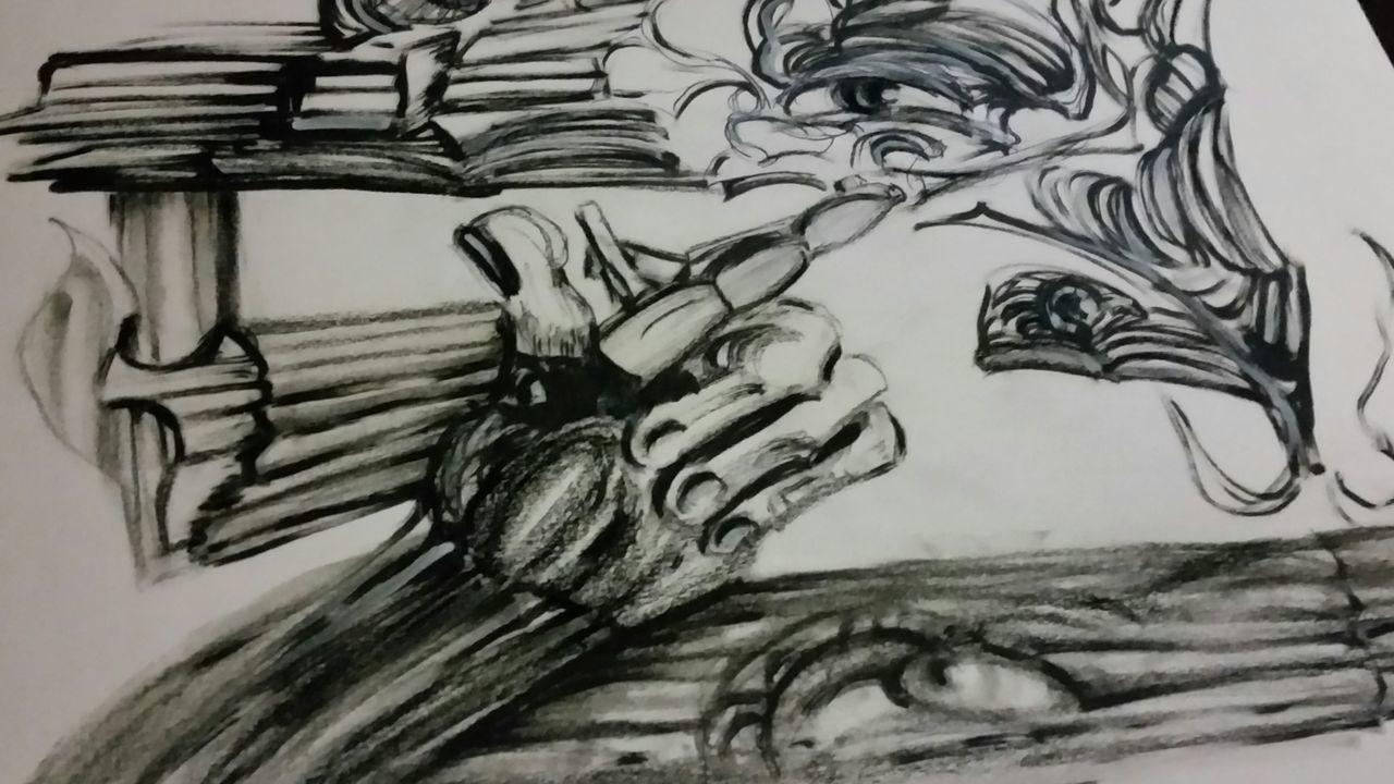 Artist ArtWork BLINDsided STUDio