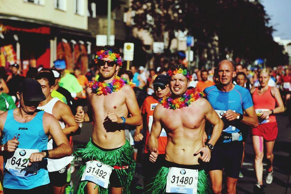 Marathon Berlin Marathon  Sport Running