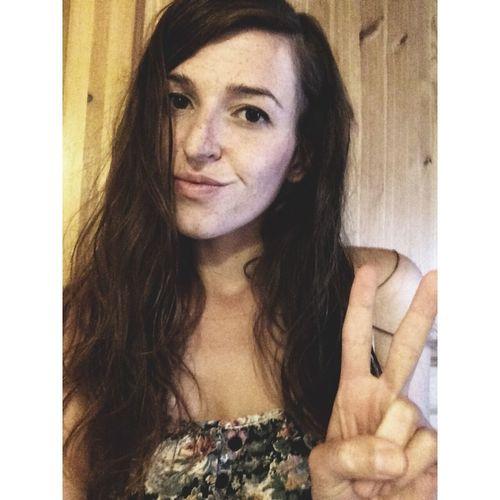 ✌️✌️✌️ Smiling Selfie Enjoying Life NiceLife