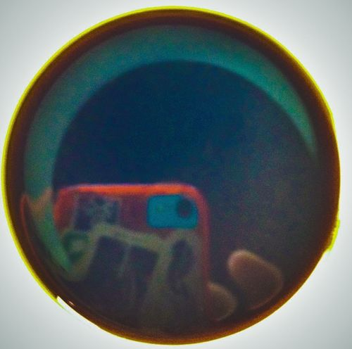Coffee Reflection Ipod IPod Touch