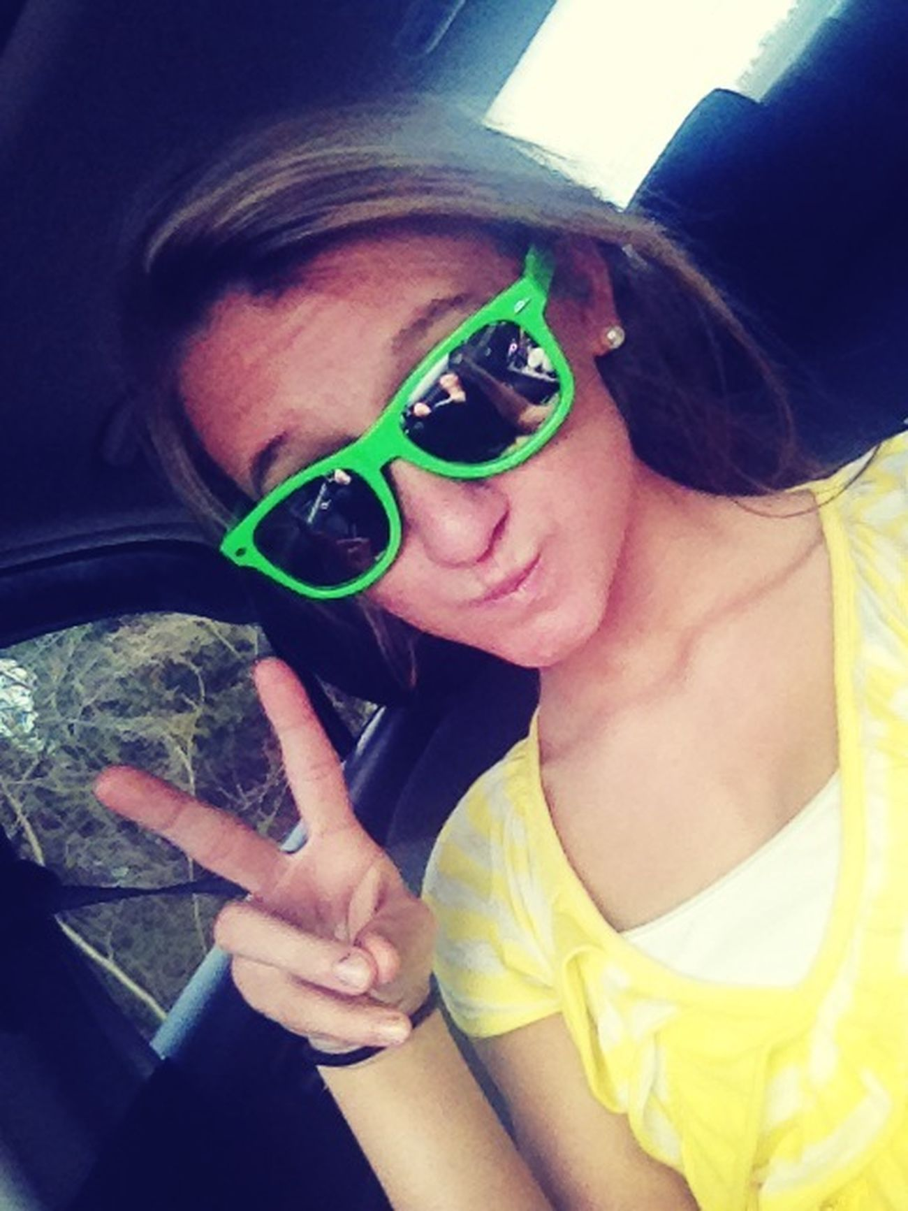 New Nerd Glasses! Yo!✌