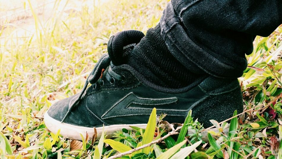 Lakai sneakers. Be bold