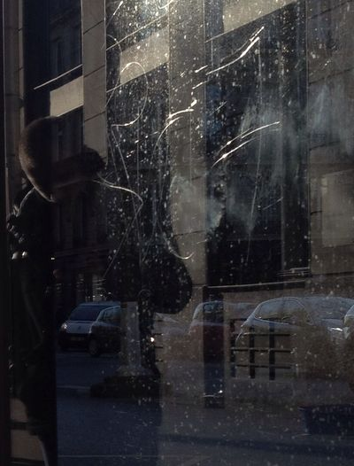 Shootermag AMPt - Street Streetphotography Reflection