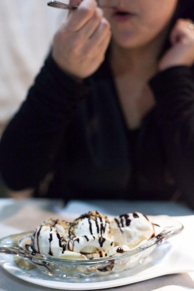 Eating a Banana Split Banana Banana Split Banana Split Ice Cream Candy Close-up Creative Light And Shadow Delicious Eating EyeEm EyeEm Best Edits EyeEm Best Shots EyeEm Gallery Eyeem Ice Cream Lover EyeEmBestPics Food Honey Ice Icecream Icecream🍦 Indoors  Peanut Slurp Tasty The Week Of Eyeem Whip Cream
