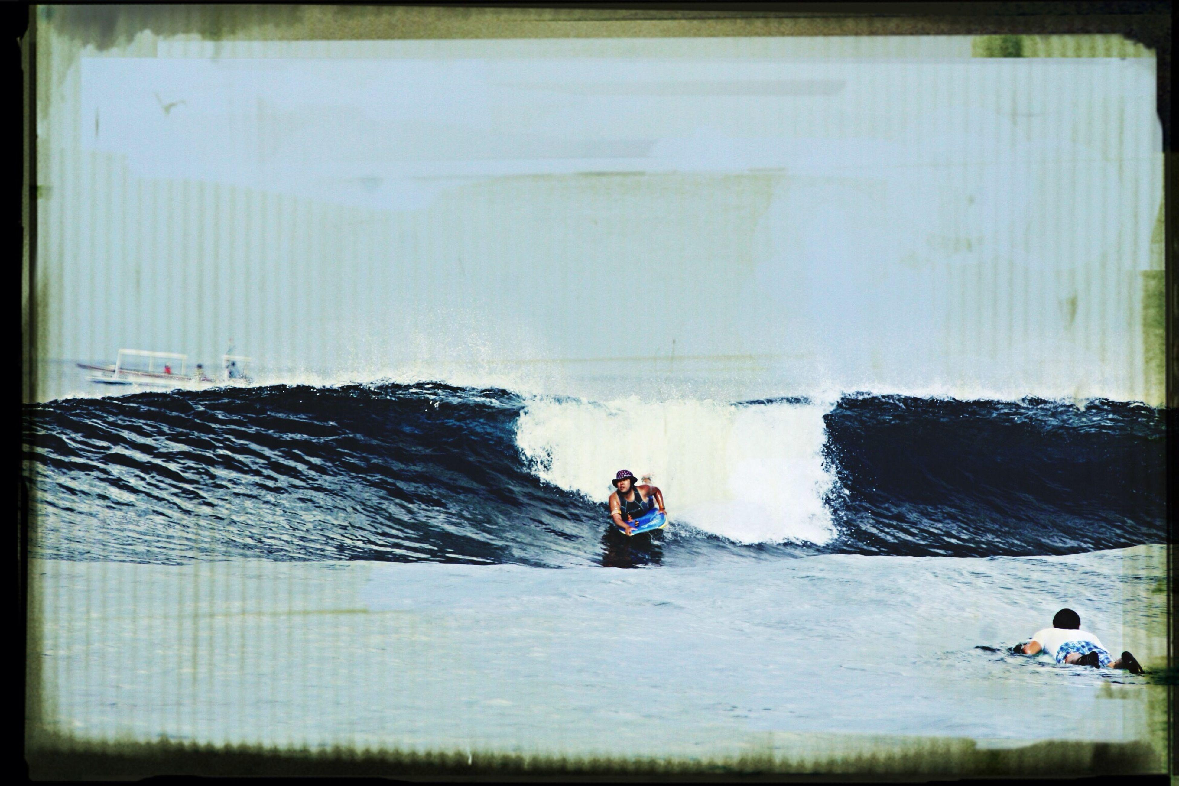 Surfing Waves Lembongan Island I❤BALi
