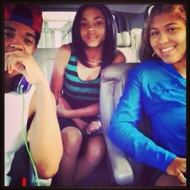 My Brother And My Sister And I