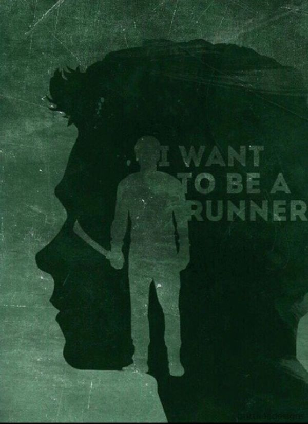 🏃🏻 The Maze Runner Dylan O'Brien  Thomas TMR Runner