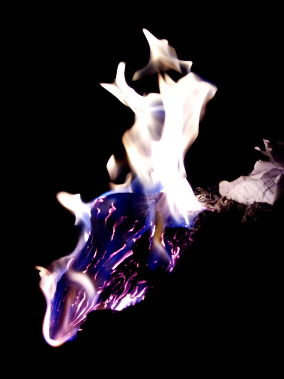 Fire Paperworks Paperburnt Randomshot Latenight CoolWeather Fun Times