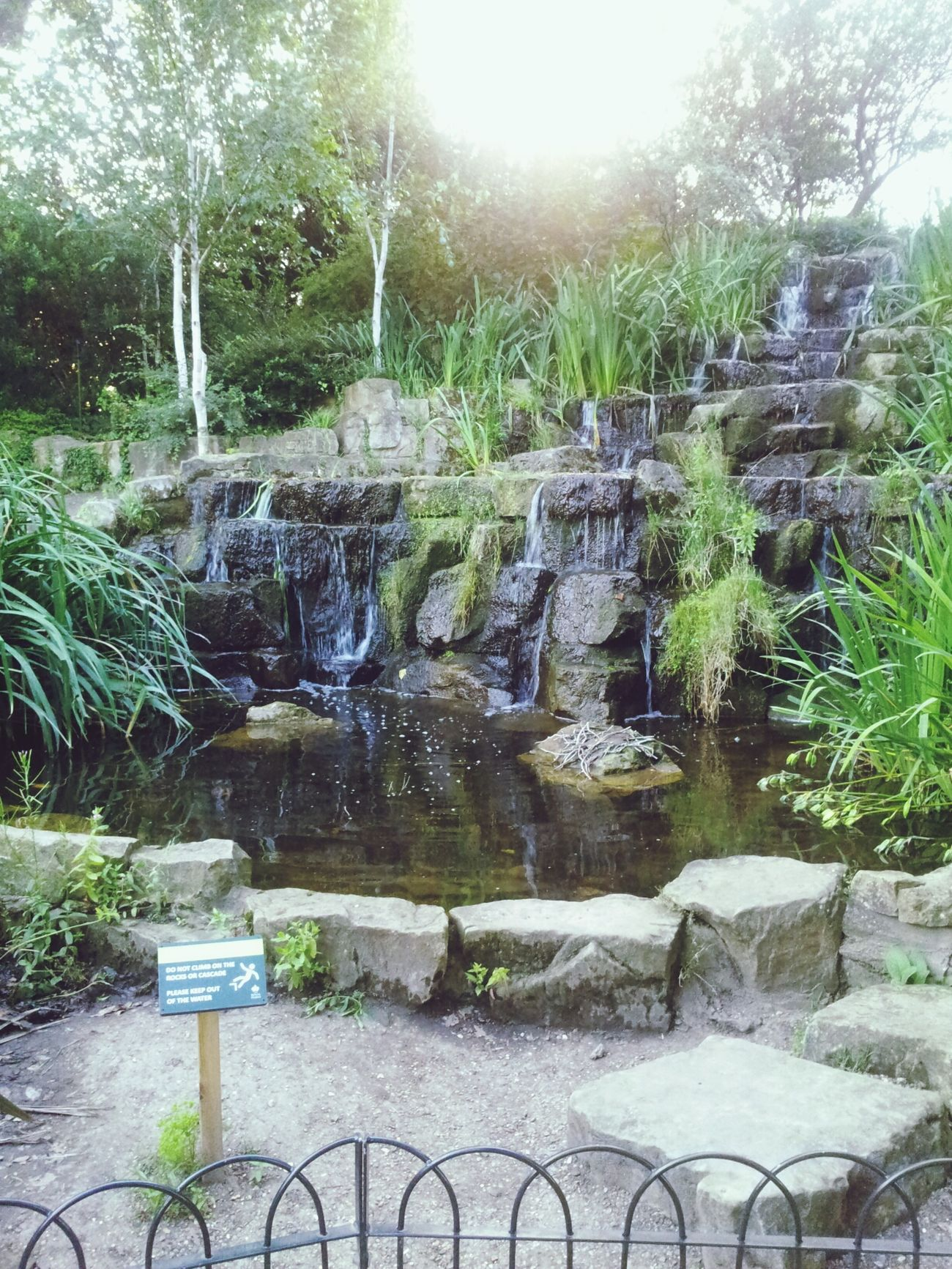 Water Falls Park LONDON❤