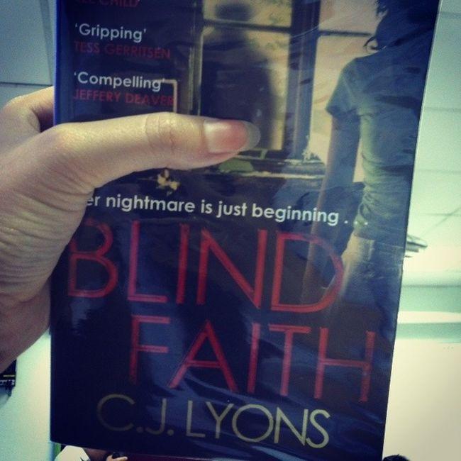 Kinda obsessed !! Blindfaith Cjlyons Crimetrillerstory