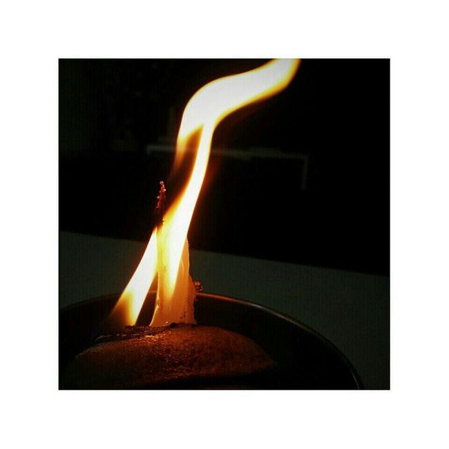 Candle Flame Fire Facinat