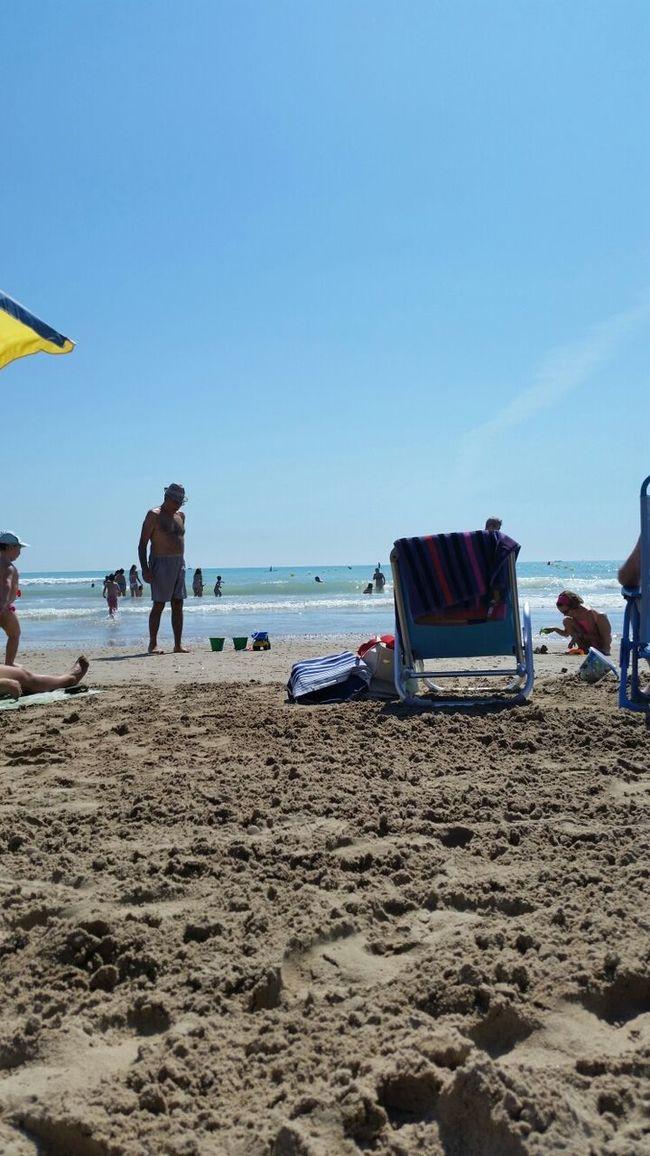 Relaxing Summer Holiday Beach