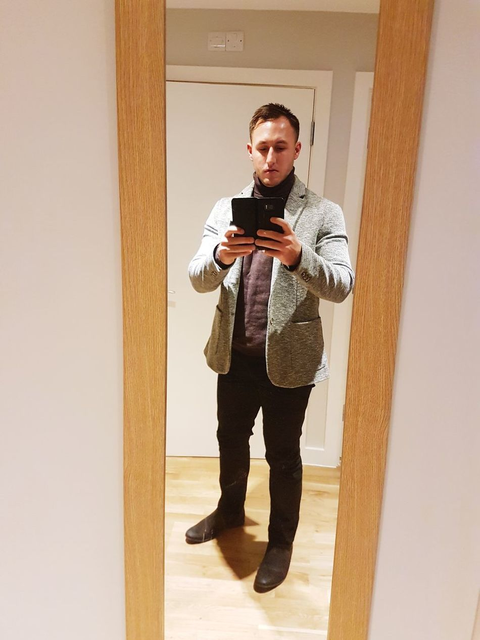 Date Night Adults Only One Man Only One Person Adult Lifeofgreen Night Life Self Portrait Work Hard Play Hard Cambridgeshire first date night in a while so ive got to dress to impress 🙈✊