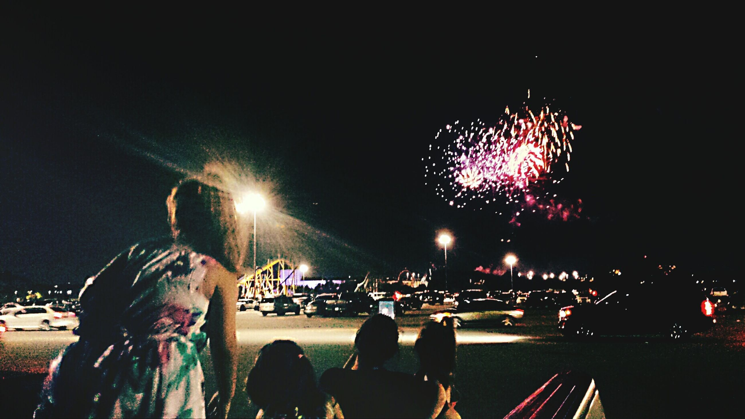 night, illuminated, arts culture and entertainment, firework display, exploding, long exposure, event, sparks, firework - man made object, motion, celebration, lifestyles, leisure activity, entertainment, men, blurred motion, glowing, firework, large group of people