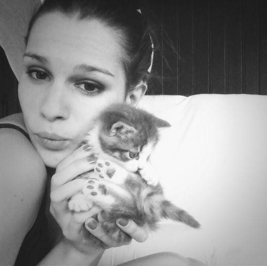 Cat Girl French GoodTimes