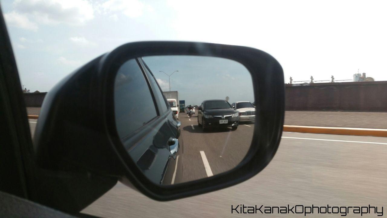 Take it to the Street Side-view Mirror BisayaNaAko Wandering Around Bisayanibai Vehicle Mirror