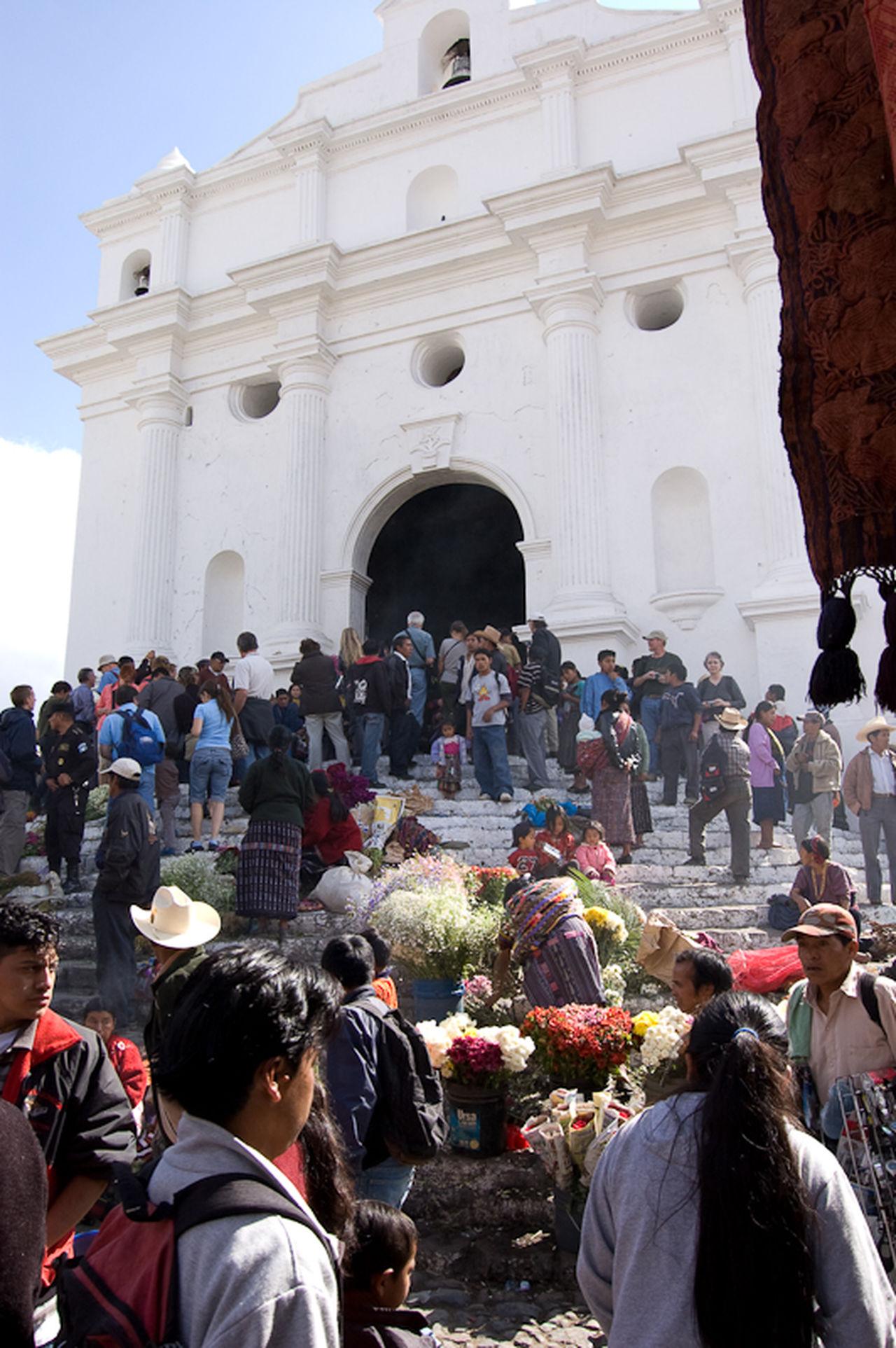 Chichicastenango Chichicastenango Market Scene