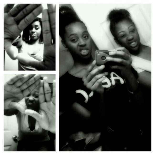 Just being Ourself <3