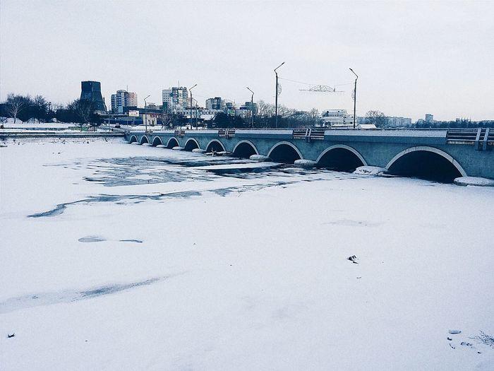 Chelyabinsk р.Миасс Vscocam Follow Me Winter зима❄️