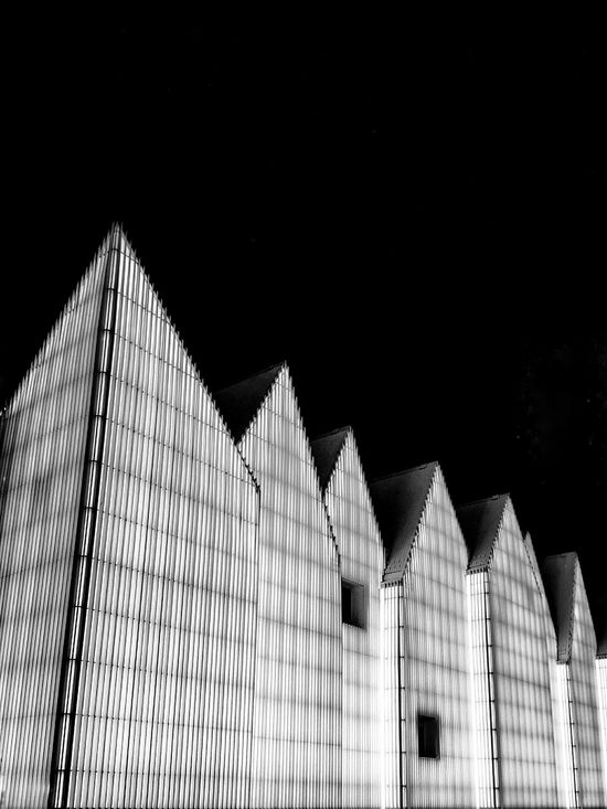 The Architect - 2016 EyeEm Awards Szczecin Philharmonic Hall Nightphotography Cities At Night Architecture Architecture_bw