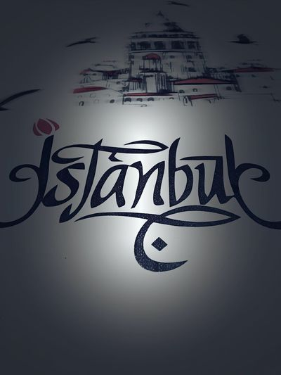 No People Close-up Text Sky Day Indoors  Istsnbul Istanbul Turkey Türkiye