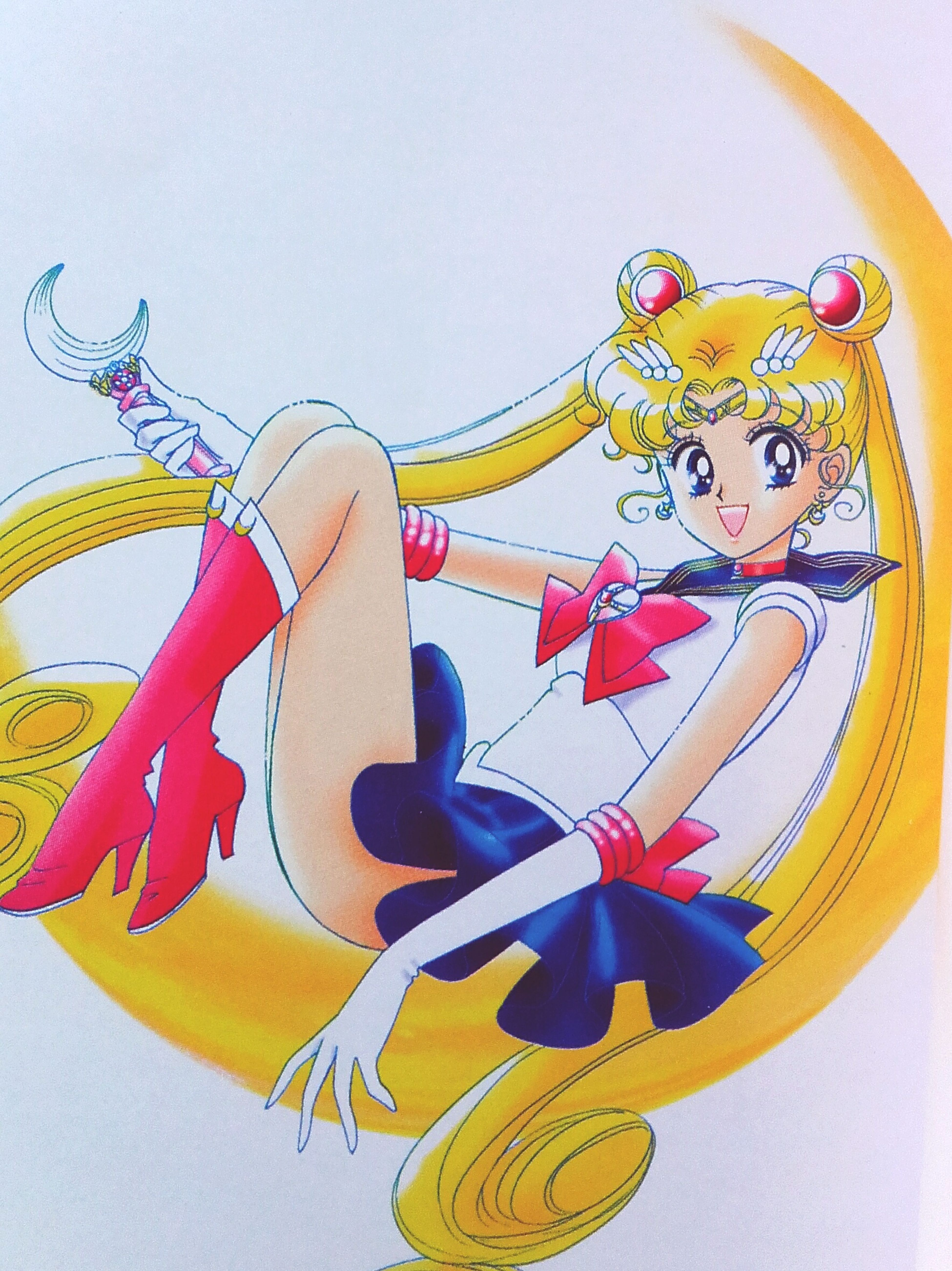 Have I ever told you how much I love these stuff? 🌙 Sailor Moon Naoko Takeuchi
