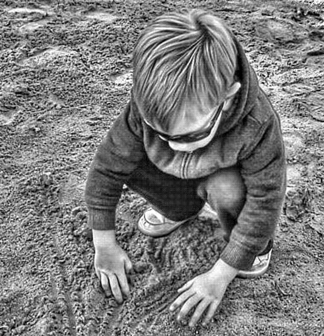 Boy playng in sand with his hands Black & White Editorialphotographer Eye4black&white  People Photography Taking Pictures Black And White Collection  Blackandwhitephotography Black And White Photography Blackandwhite Photography Black&white Black And White Blackandwhite Child Childhood Kid Kids Being Kids Boy Kids Having Fun Kids Playing Childhood Memories Outside Sand Playing Kids Boys Will Be Boys