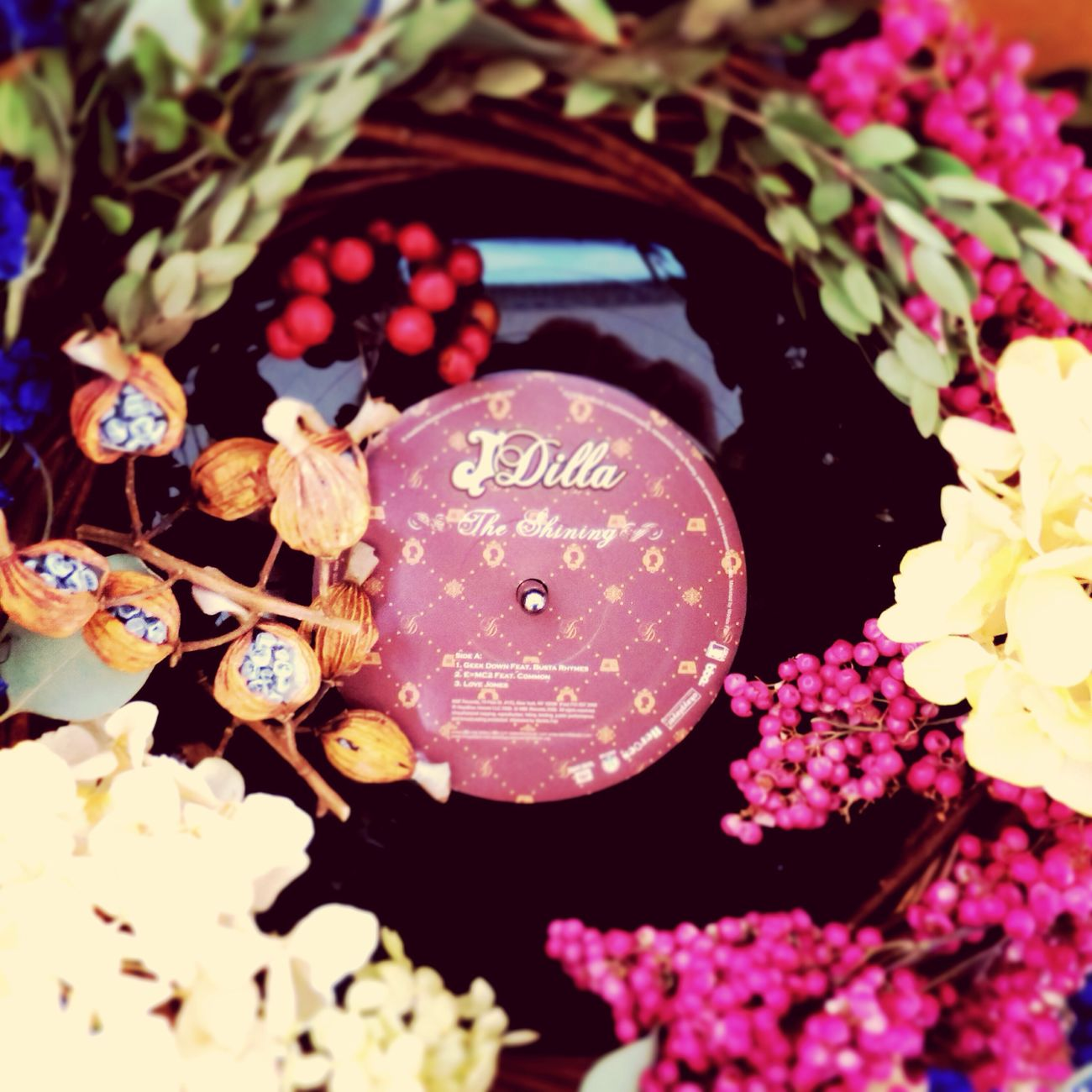 Jdilla Forever Love It Records Flowers