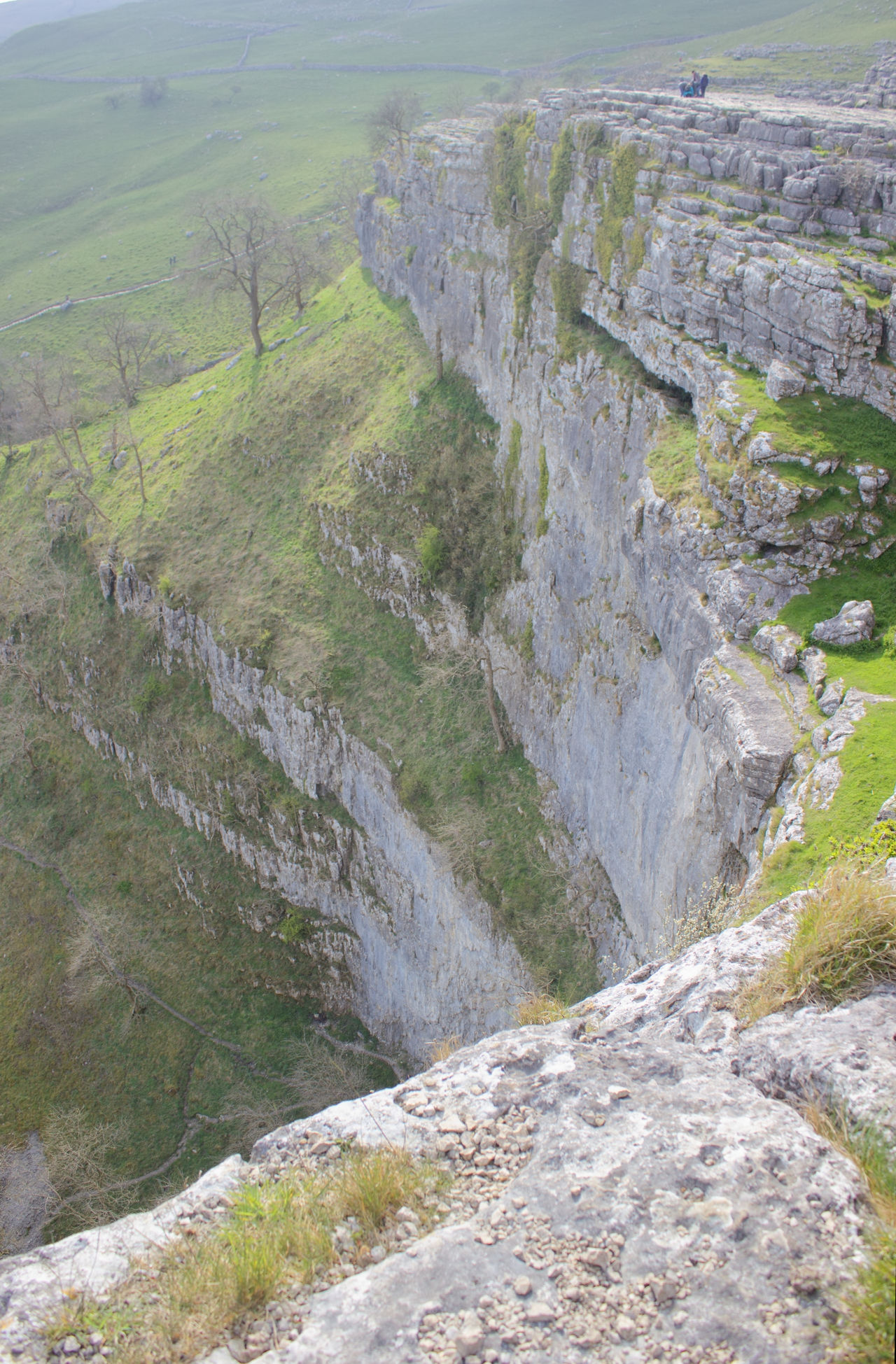 Nature High Angle View Outdoors Landscape Day Beauty In Nature No People Scenics Limestone Rocks Tranquility Limestone Limestone Pavement Yorkshire Dales United Kingdom Malham Cove English Countryside Tranquil Scene Yorkshire Dales Uk Malham The Great Outdoors - 2017 EyeEm Awards