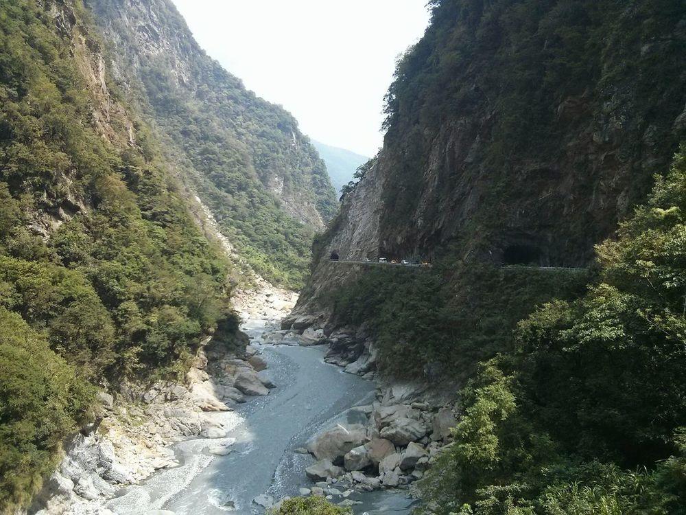 Taroko National Park, Taiwan. · Landscape Nature Gorge Exploring Enjoying The View