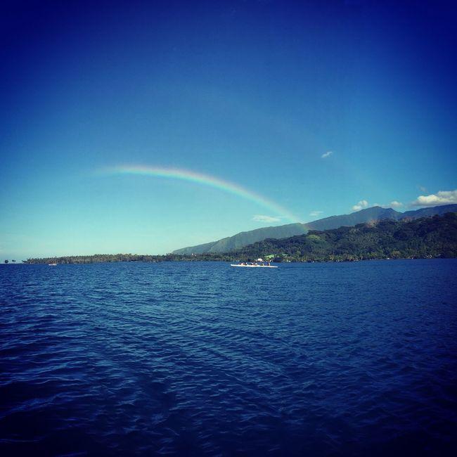 🌈☀️ enjoy this moment Swimming Enjoying The Sun Being A Beach Bum Relaxing Rainbow Mataeabitch Love First Eyeem Photo