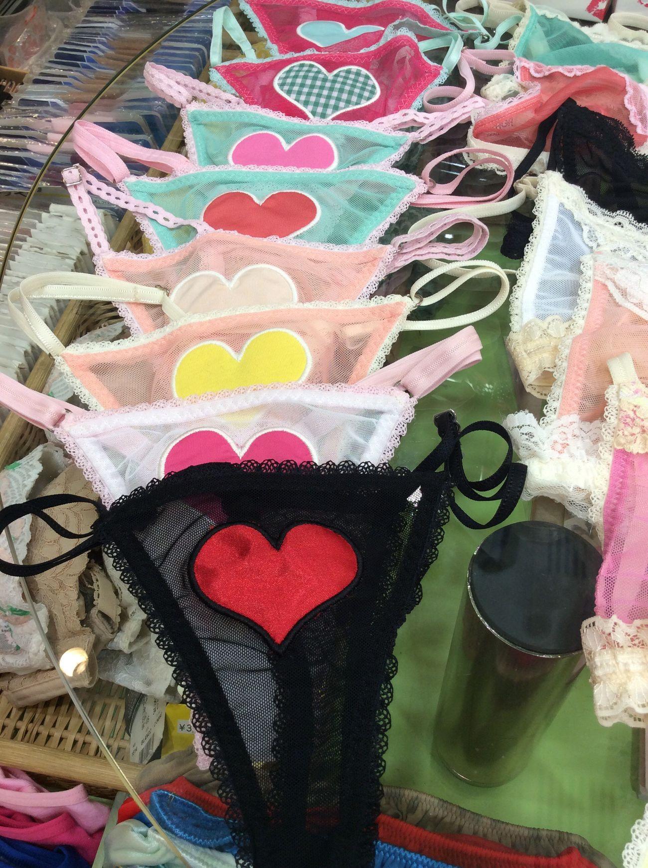 ランジェリー新入荷しました。7days bargainの最中ですがこちらは除外品です。申し訳ありません。¥7,100(上下)~ #ぽこあぽこ #ランジェリー #lingerie