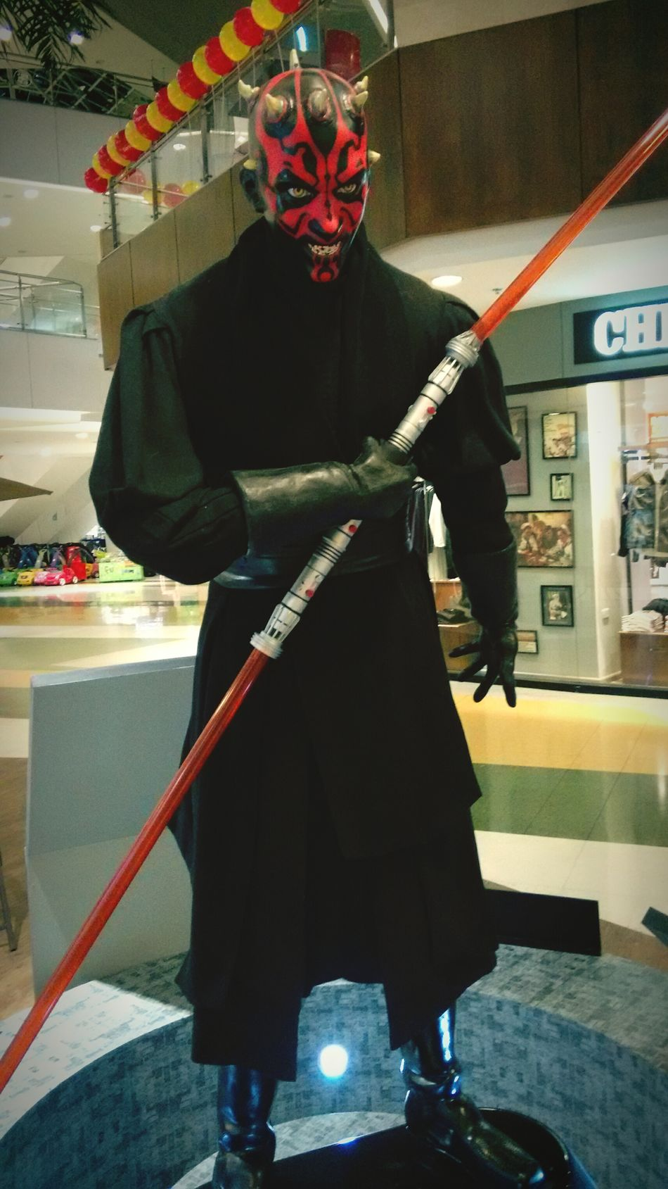 Fantastic Exhibition Sith Star Wars Star Wars Exhibition Action Darth Maul