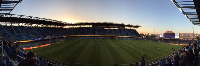 Soccer Soccer Game Avaya Avaya Stadium San Jose EARTHQUAKES Watching Sport