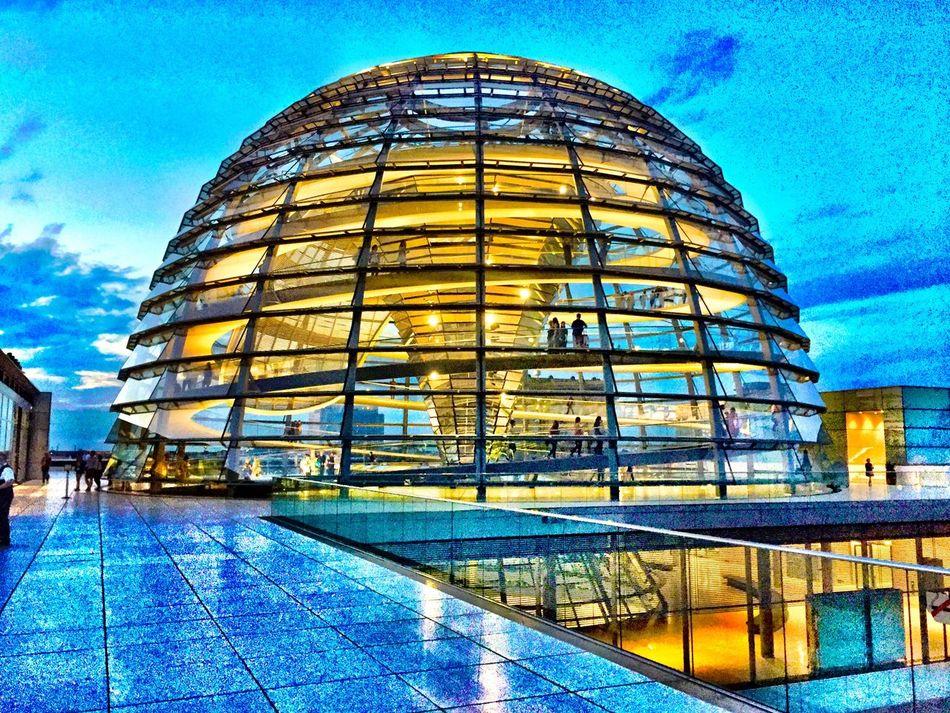 The Dome - Reichstagskuppel Eyeemphoto