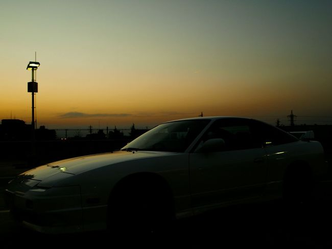 180sx EyeEm Gallery Car Sunset EyeEm Best Shots Olimpus