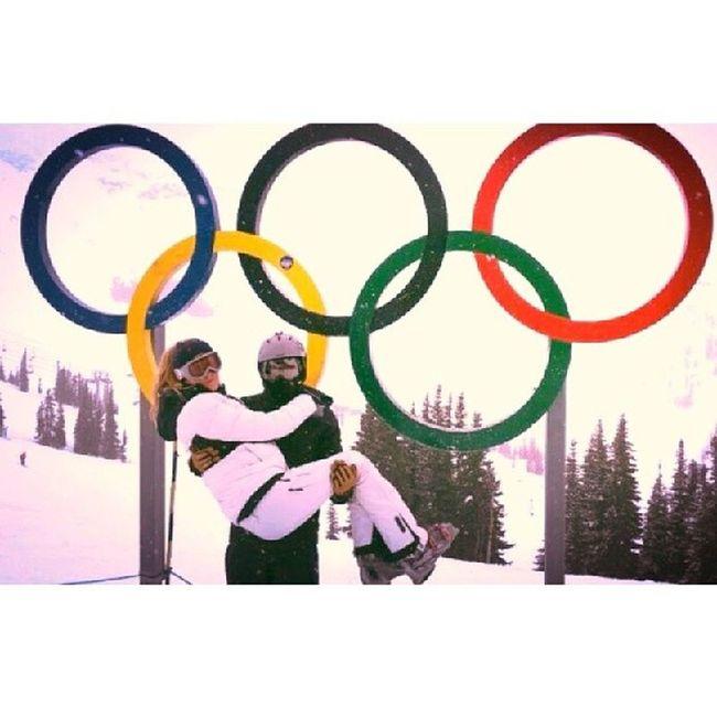 WHISTLER Semanasanta Whistler Ski Conmibebe comoloquiero snowing @soytafich