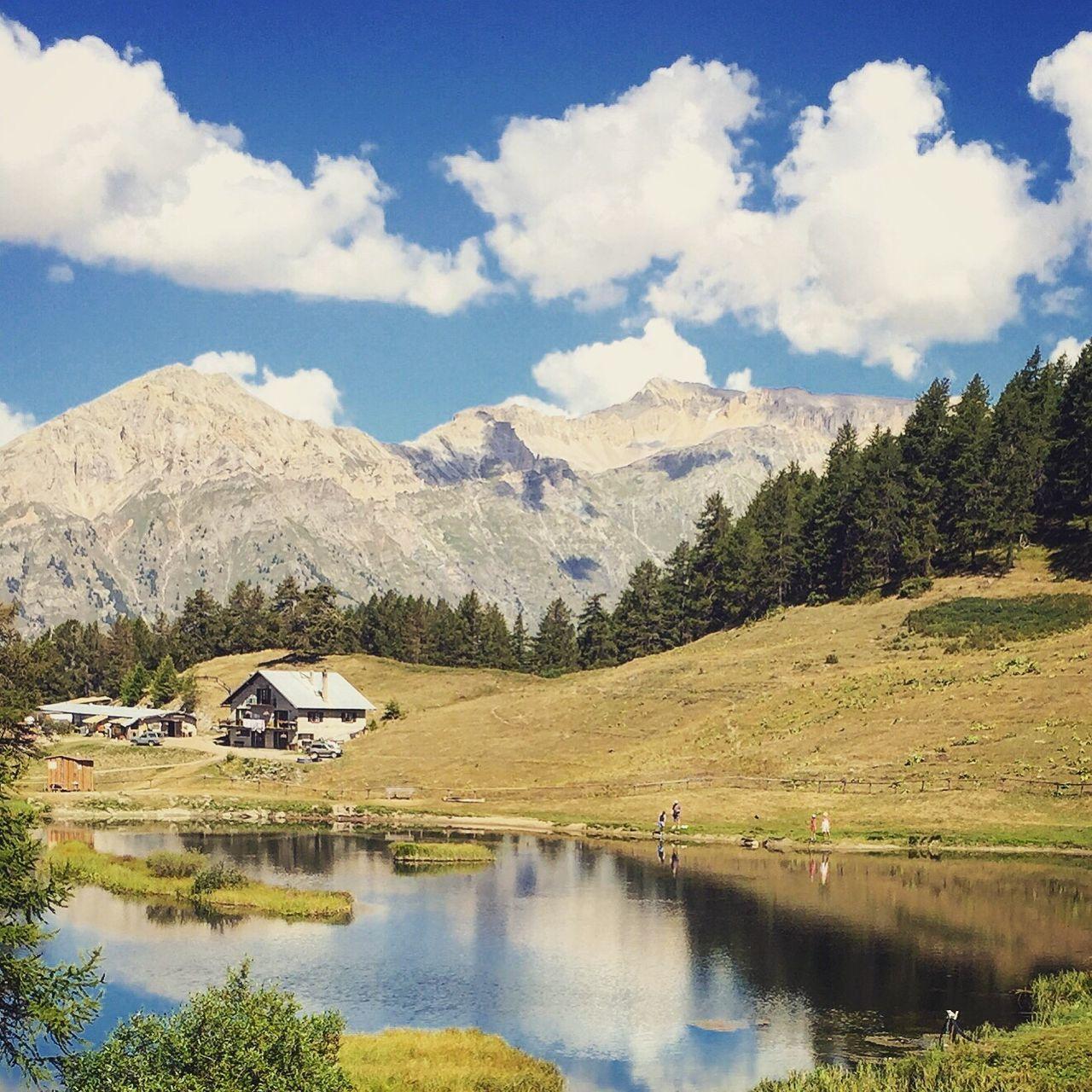 Mountains Lake Lake View Exploring Explore Trekking Hiking Montagne Lago Sauzedoulx Sauze D'oulx Italy Italia Italy❤️ Landscape Quiet Moments Quiet Places