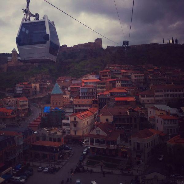tbilisi Datodaat Davitsarkisovi Tbilisi Old Tbilisi Flying High