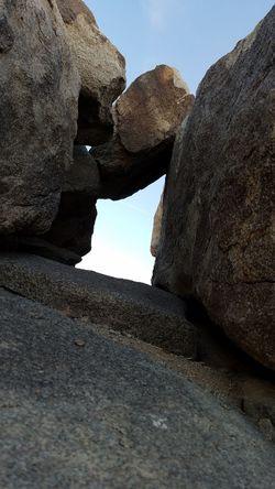 Desert Rock - Object Outdoors No People