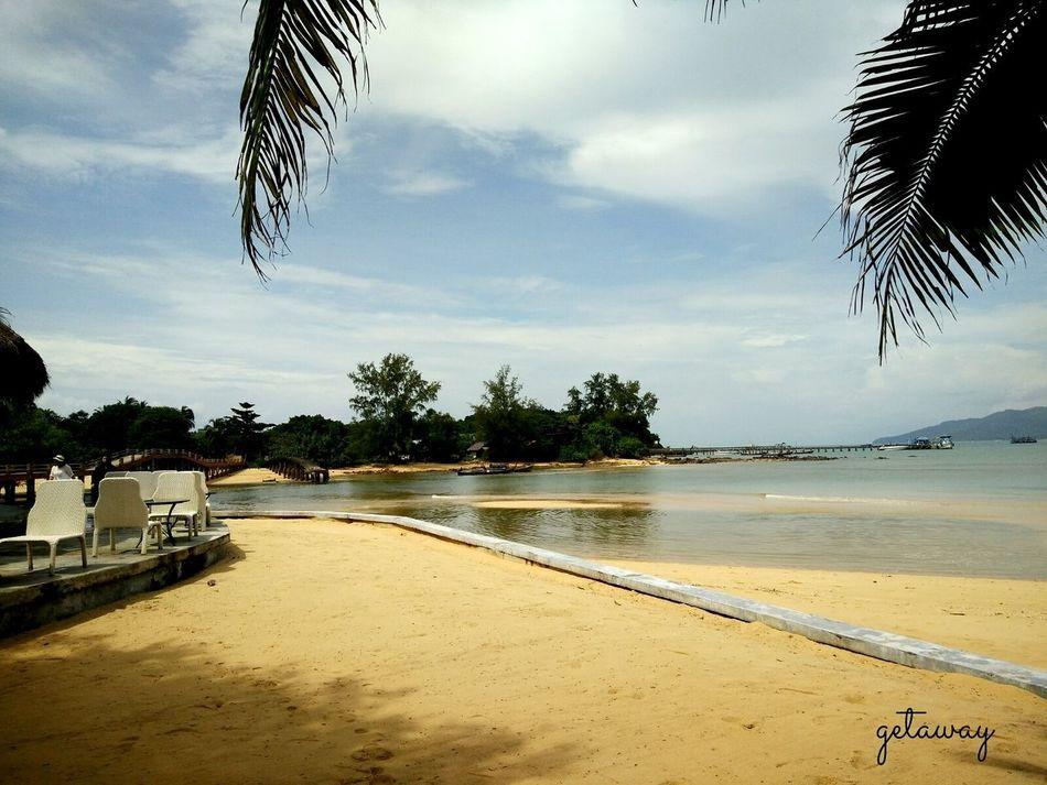 Happy Time Enjoying Life Sea Kohpayam Tanong Lovethailand
