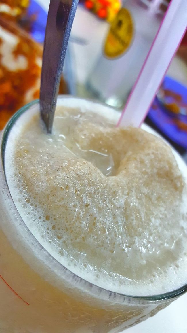 Horlicks blended Drinks Horlicks Ice Blended Fine Art Photography Hello World Check This Out Showcase July Eyeem Photography My Point Of View The Week Of Eyeem Fresh On Eyeem  My Capture  Penang Malaysia Hawker Food Cold Drink Delicious Refreshing Drink Close-up Straw Spoon Maltedmilk Focus Object