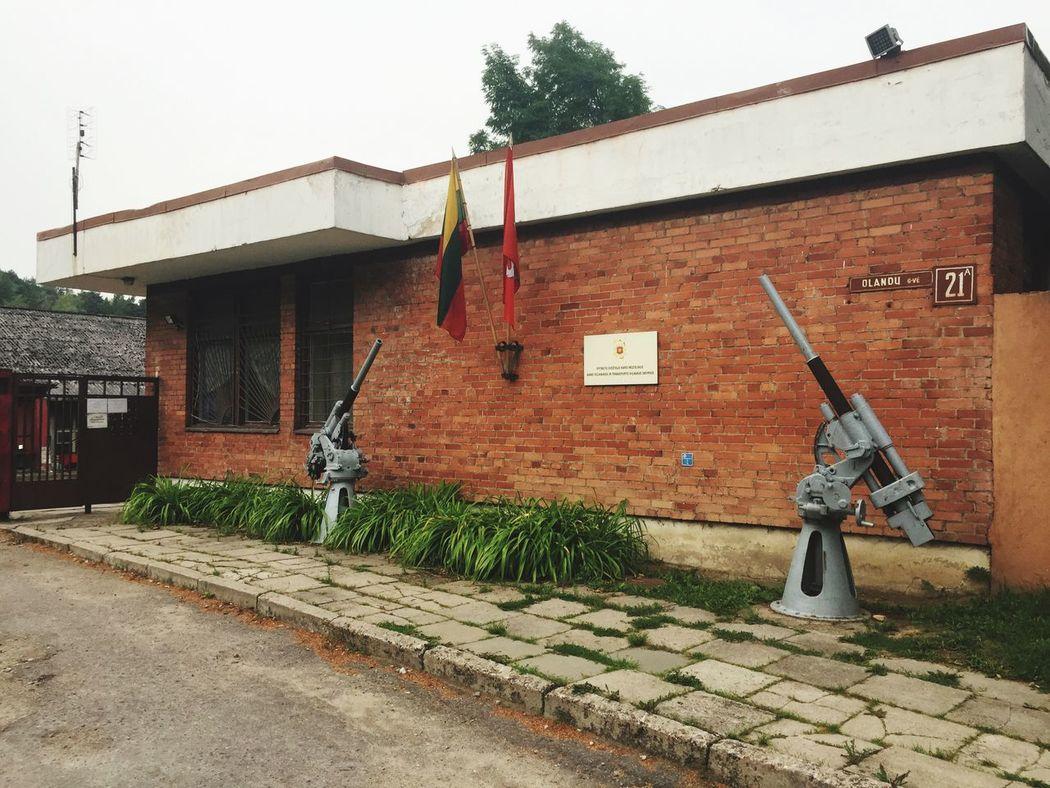 Hidden Gems  of Vilnius Army Technical Musem Open Air Museum Open Access