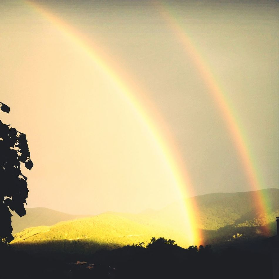 Rainbow Arc-en-ciel  Pyrenees France 🇫🇷