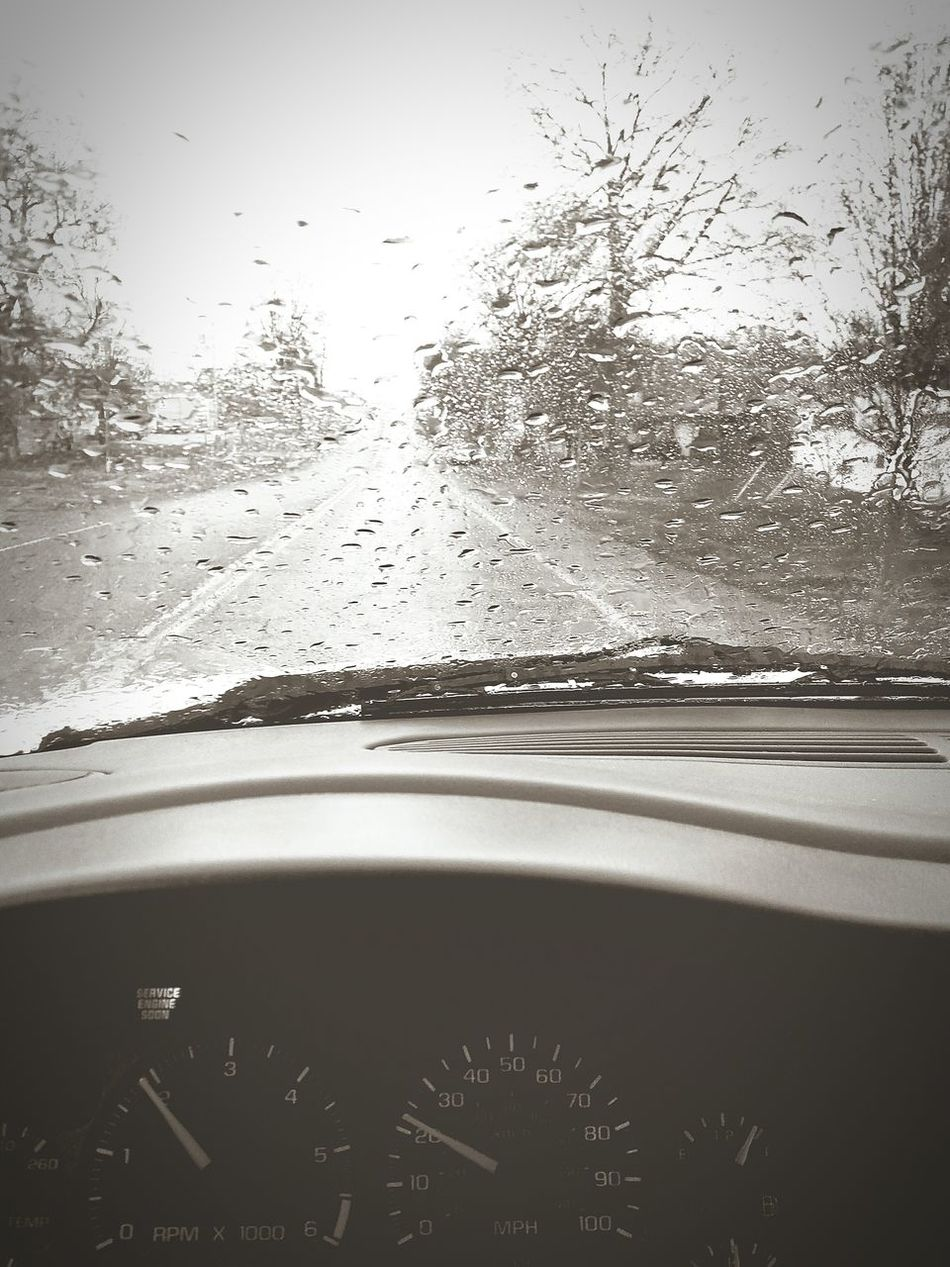 Interior Views Missouri Rainy Day Rain Black And White Vintage At Peace A Glimpse Breath It In Landscape St. Joseph