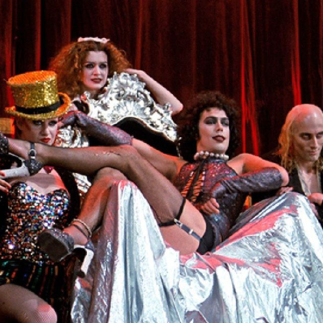 Let 's do The Time Warp Again! TheRockyHorrorPictureShow Timcurry Riffraff Letsdothetimewarpagain